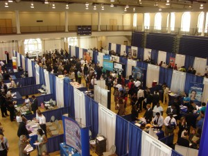 job-fair-overhead